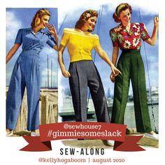 free range slacks sew-along! – kelly hogaboom Bone Folder, Free Range, Curvy Fit, Slacks, Button Up Shirts, Sewing, Craft, Pants, House