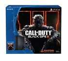 NEW Sony PlayStation 4 Call of Duty: Black Ops III - Standard Edition 500GB Jet