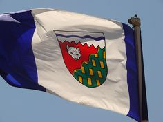 nunavut provincial flag