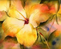 Deze giclee print is van mijn oorspronkelijke schilderij getiteld Gele Hibiscus II. Ik was geïnspireerd door de prachtige hibiscus van Hawaï. Dit is een hoge kwaliteit giclee print op Epson archivering mat papier met archival inkten van Epson afgedrukt. Het is een ongeveer 7.50 x 9.50 afbeelding dubbele gematteerd in een 11 x 14 zacht wit mat klaar om pop in het frame van een 11 x 14. Alle afdrukken zijn ondertekend door de kunstenaar en verzegeld in een cello mouw. Verzonden in een…