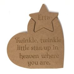 Memorial Heart & Star. https://www.makersshed.co.uk/product/special-events/memorial/22334-engraved-heart-insert-star