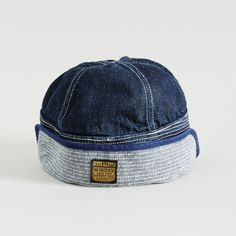 Really into this hat by KAPITAL (Japan) OLD MAN AND THE SEA CAP