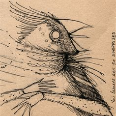 'The Breeders - Freed Pig' - illustration by Oakland, California-based artist Jon Carling (via the artist's Tumblr)