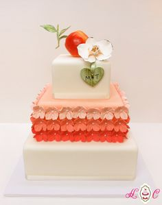 Garden Beauty Wedding Part Of The Heavenly Confections 2013 Spring Collection