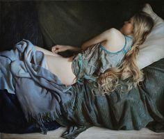 ~ artist : Serge Marshennikov, oil painting