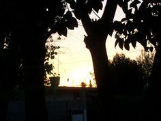 todas las tardes del sol...