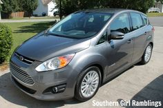 My Ford C-Max Hybrid Review - Loved the fuel efficiency! #cars #review