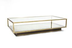 Buy Garcon Coffee Table from Julian Chichester by New York Design Center - Made-to-Order designer Furniture from Dering Hall's collection of Contemporary Coffee & Cocktail Tables
