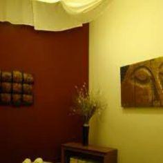 Massage room idea