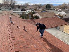 ATS Exteriors: Denver's #1 Best Roofing Company - Premier Denver Roofers Perfect Image, Perfect Photo, Love Photos, Cool Pictures, Cool Roof, Denver, Deck, Exterior, Building