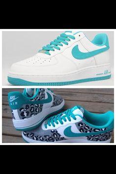 Nike Air Force 1 x Cheetah