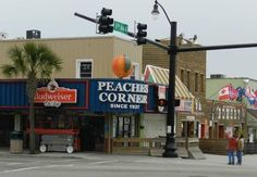 Peaches Corner gets major facelift (Update: 75th anniversary party) | TheDigitel Myrtle Beach
