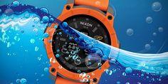 Nixon Mission, un reloj inteligente para todoterreno http://j.mp/1pQfM1A    #Deportes, #Gadgets, #Mission, #Nixon, #Noticias, #Smartwatch, #Tecnología