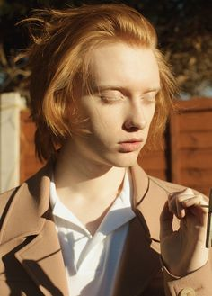 Oliver Hayes by Sophie Mayanne for Issue 12 / Oliver Hayes for Issue 12 / News / Boys by Girls