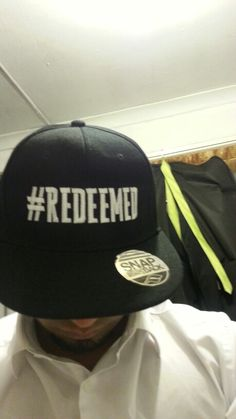 #redeemed #snapback #aecclothing #kingdomwear