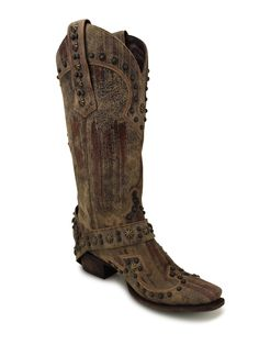 """Ladies Lane Boots """"Your Harness"""" Boots -"""