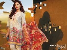 Pareesa Summer Lawn collection by  ChenOne 2017 18 Clothing