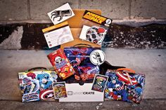 A perfect gift for your geeky event attendees. For those proud of their geek status, Loot Crate delivers a monthly box of gamer gear from brand partners such as Marvel and Nintendo. Subsc... Photo: Courtesy of Loot Crate