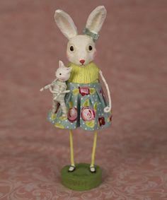 Loretta Lightfoot Figurine #Easter