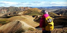Europe's best new walks for 2016: Iceland's Laugavegar trail