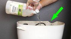 Il a versé du vinaigre blanc dans la cuvette des toilettes… ce qui est arrivé est incroyable !