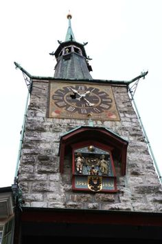 Solothurn Clock Tower The Number 11, Visit Venice, Most Beautiful Cities, Back In Time, Middle Ages, All Pictures, Cathedral, Medieval, Tower