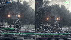 Dark Souls 3: vídeo compara gráficos entre as versões de console