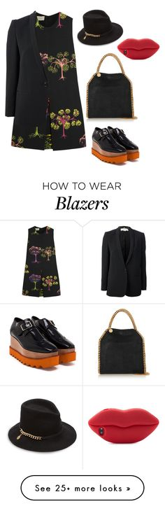 """Untitled #187"" by sissifiore on Polyvore featuring STELLA McCARTNEY"