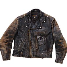 Check it out on our website www.afterlifeboutique.com. This 1950's Buco J-24 D pocket steerhide jacket #buco #dpocket #50's
