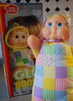Items similar to Hasbro Glo Baby 1984 mint in box on Etsy Doll Toys, Baby Dolls, Retro Baby, 80s Kids, Good Ole, Vintage Toys, To My Daughter, Childhood Memories, Growing Up