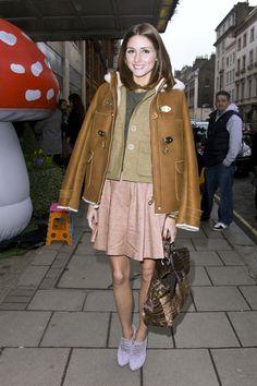 Olivia Palermo Photo - Olivia Palermo at Fashion Week