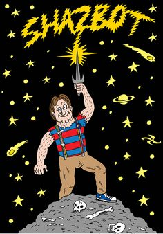 Illustrator Johnny Ryan Pay Tribute to Robin Williams | VICE United States