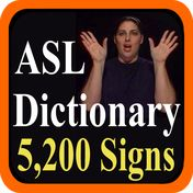 ASL Dictionary App Review & GIVEAWAY!