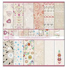 Kolekcia FOLKLOR Scrapbooks, Quilts, Blanket, Home, Paper, Quilt Sets, Ad Home, Scrapbooking, Blankets