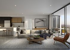 View all new development properties for sale at Canopy located at Twenty Fourth Ave, Palm Beach, QLD Townhouse, Interior, Home, New Homes, Property For Sale, Palm Beach, Property, Interior Design, Furnishings