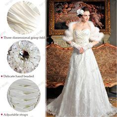 Wedding Dress Whole Lace A111 www.top-bride.cn  www.top-bride.com  MSN:top-bride@hotmail.com  Skype: topbride707