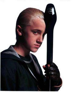Chamber of Secret Promoshoot Draco