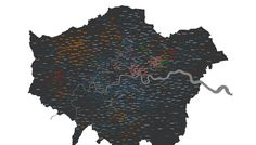 Infographic: An Interactive Chart Of London's Most Popular Names