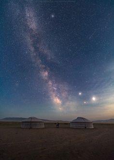 a night in Gobi   por CoolbieRe