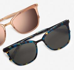 ec767c206e9 MODO Paper-Thin  450 na cor Nude e Aqua Tortoise.  innovaoptical  modo   modoeyewear  sunglasses  oculosdesol  design  weselldesignforliving