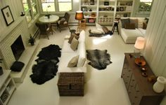 EPOXY CONCRETE FLOORING INSTRUCTS ...OK Modern Home: Pottery Barn with IKEA