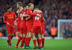 Photos: Table-toppers Liverpool seal 6-1 triumph over Watford at Anfield - This Is Anfield