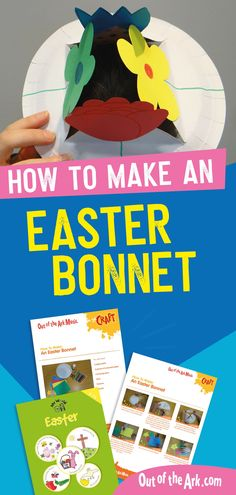 One of the most traditional Easter crafts for kids is the Easter bonnet. This downloadable step-by-step guide to making an Easter bonnet for children is perfect for primary schools and Sunday schools.  #EasterCrafts #EasterBonnet  Crafts for Kids, Craft Ideas for Children, Easter Crafts for Kids, Primary School Teachers, Out of the Ark Music Primary School Songs, Primary School Curriculum, Primary School Teacher, Easter Songs For Kids, Easter Crafts For Kids, Kids Songs, Counting Activities, Classroom Activities, Activities For Kids