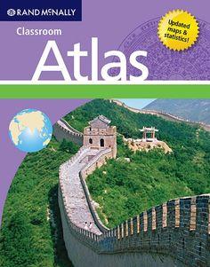 Classroom Atlas - this edition for SAP?