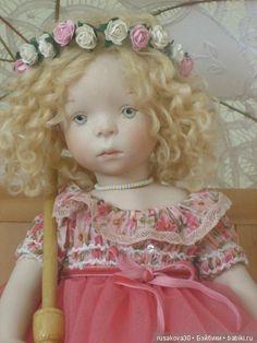 Куклы Sylvia Natterer / Sylvia Natterer, Сильвия Наттерер. Коллекционно-игровые куклы / Бэйбики. Куклы фото. Одежда для кукол
