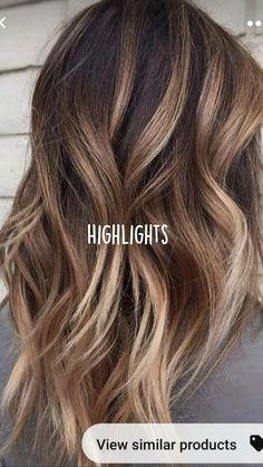 Fall Hair Colors, Fall Hair Color For Brunettes, Hair Colors For Brown Skin, Blonde Fall Hair Color, Trendy Hair Colors, Carmel Hair Color, New Hair Color Trends, Fall Hair Trends, Brown Hair With Blonde Highlights