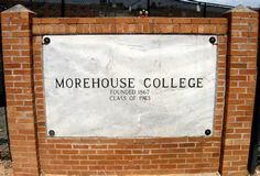 Morehouse College, Historical Black all male college Atlanta Attractions, Liberal Arts Education, Howard University, Glasgow School Of Art, Higher Learning, I School, Faith In God, College Life, College Students
