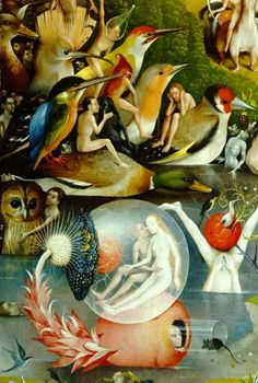 Artist hieronymus bosch work art pinterest artists for Bosco el jardin de las delicias