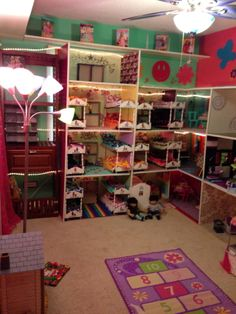 American Girl 3 Story Dollhouse American Girl Dollhouses