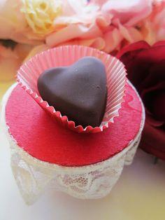 chocolate nutella truffle